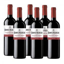 Quinta Negredo vino tinto Cuvee 2014 Caja 6 botellas 75 cl.