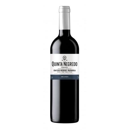 Quinta Negredo vino tinto crianza 2014 botella 75 cl.